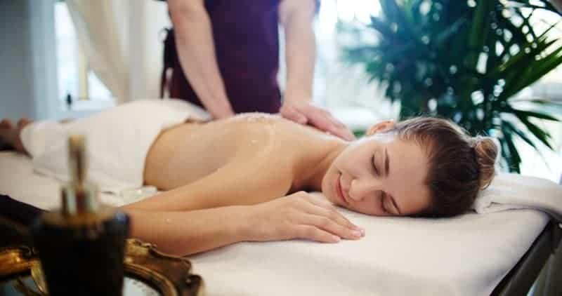 cum sa te relaxezi in timpul unui masaj