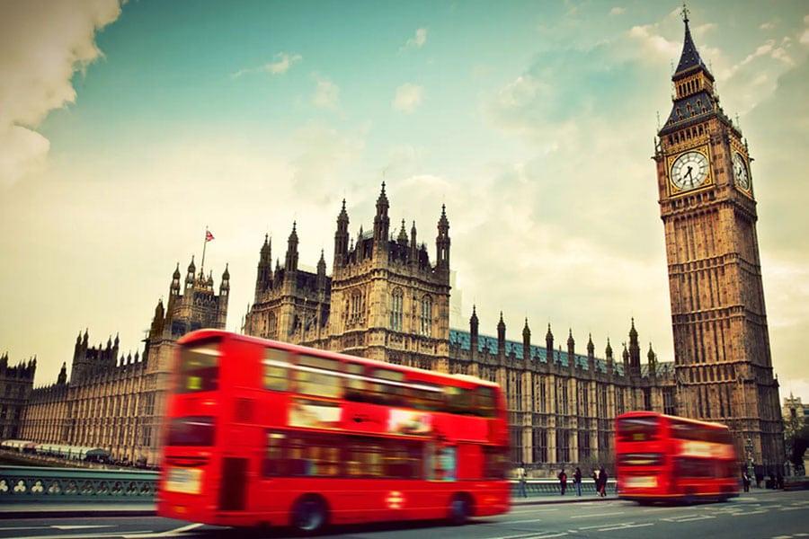 Locuri de vizitat in Marea Britanie