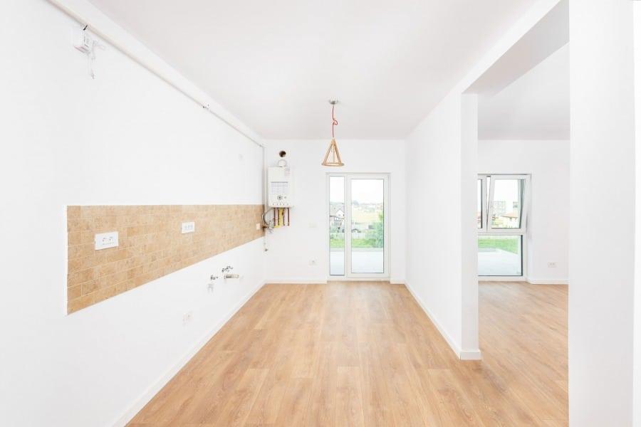 apartament cu 3 camere Chisoda