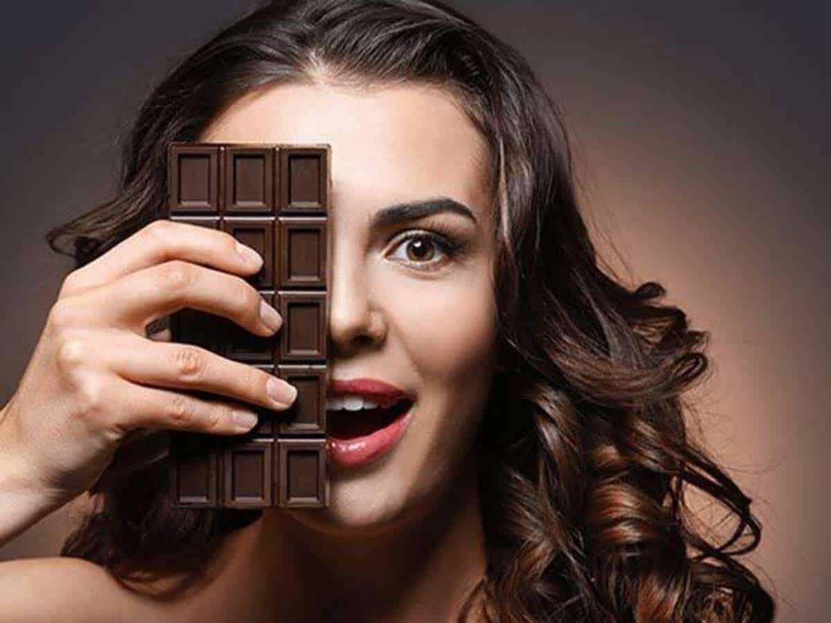 Beneficii ale ciocolatei pentru frumusetea ta