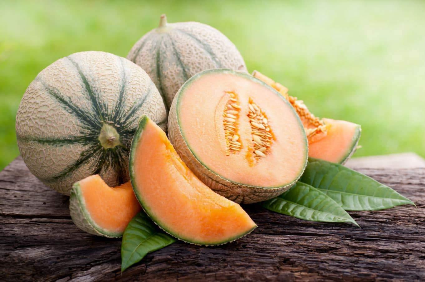 Care sunt beneficiile consumului de pepene cantalup